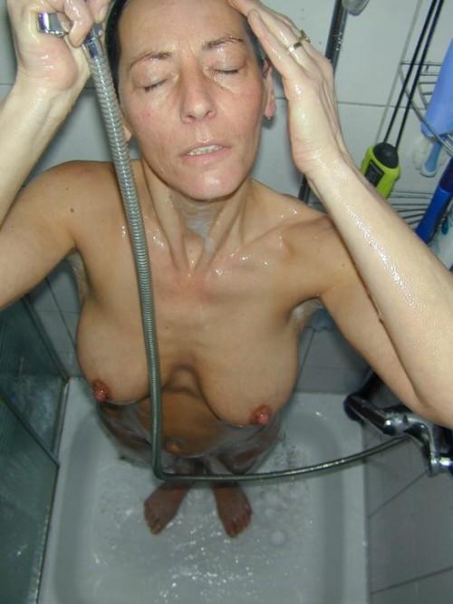 sexe sous la douche le sexe voyeur