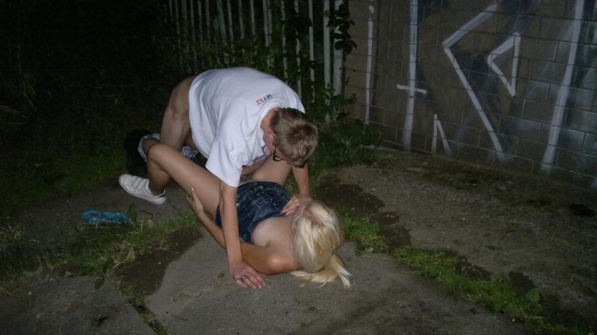 lesbian en boîte de nuit