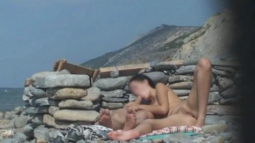 pipe à la plage
