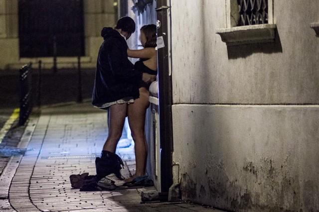 baise avec une inconnue jeune couple baise