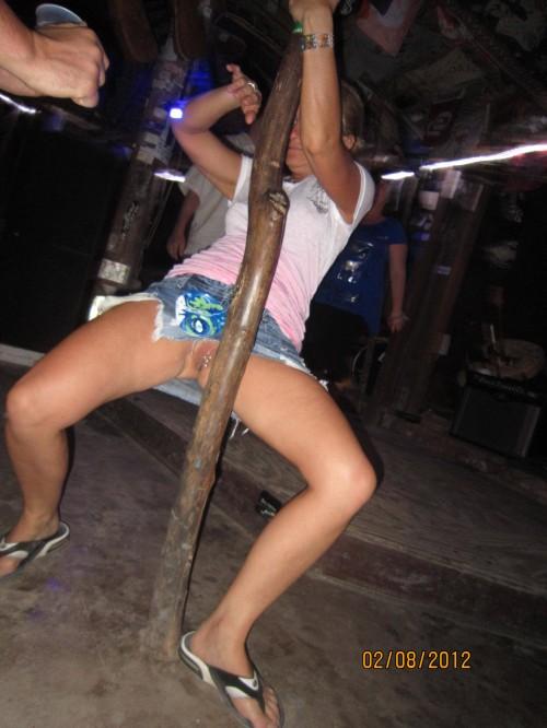 Danser sans culotte