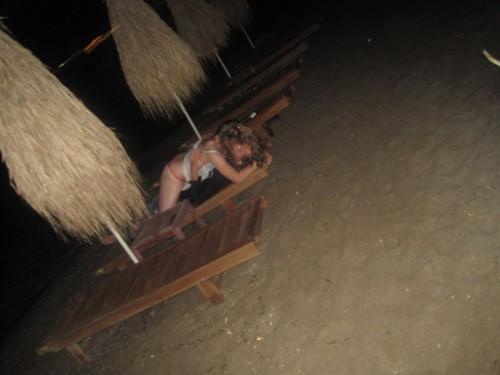 du sexe à la plage