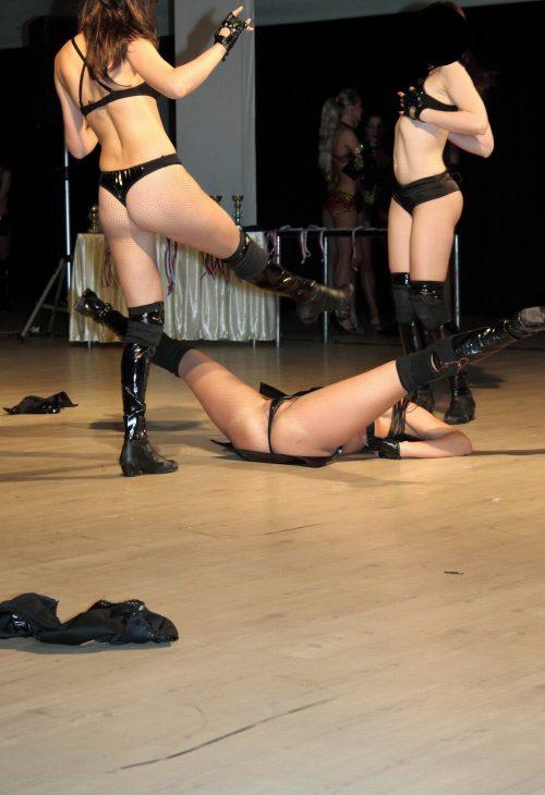 Grosse exhibition sexe voyeur