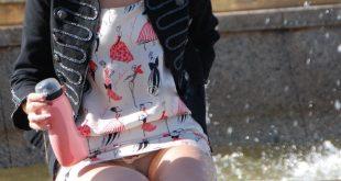 Une inconnue ne porte pas de culotte