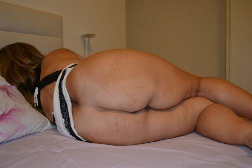 pas de culotte dans son lit