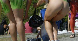 jeunes naturistes sexes